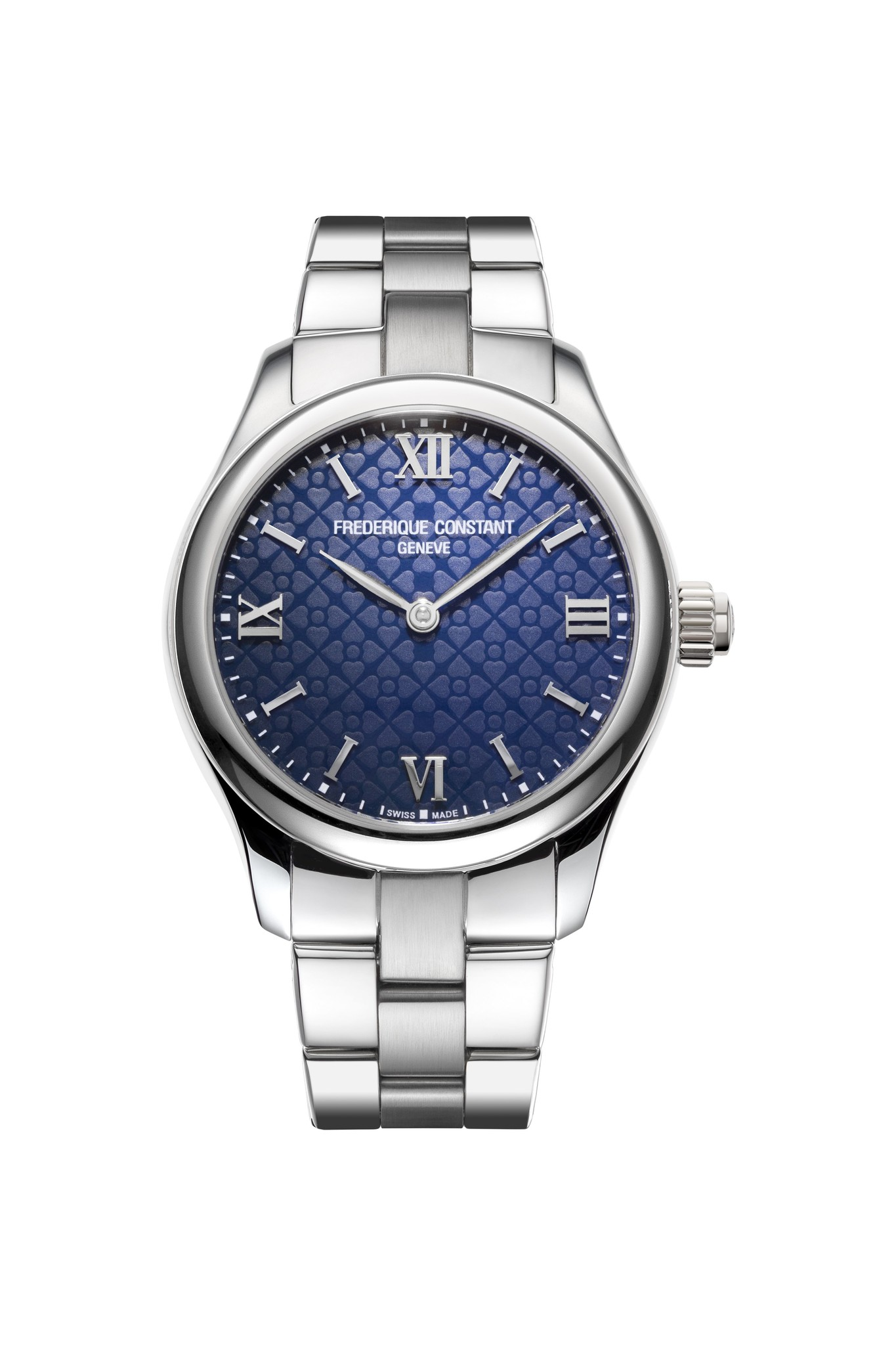 Frederique Constant Frederique Constant Smartwatch Ladies Vitality FC-286N3B6B