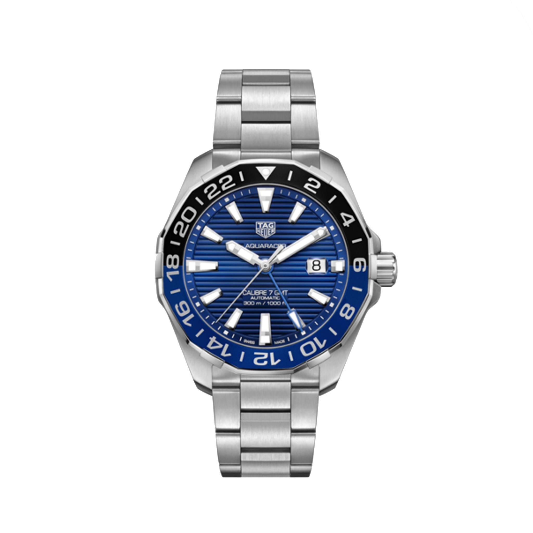 TAG Heuer TAG Heuer Aquaracer GMT WAY201T.BA0927