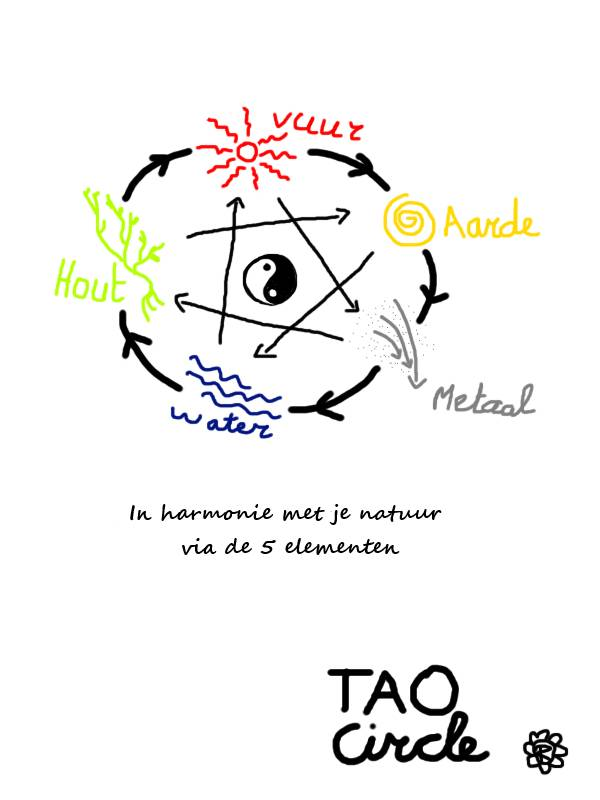 In harmonie met je natuur via de 5 elementen by Rinette Kroon