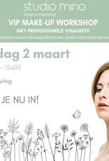 VIP Make-up Workshops