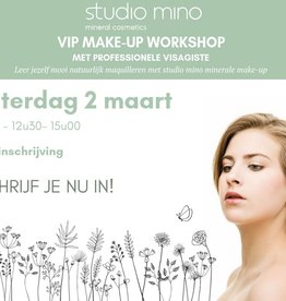 VIP Make-up Workshops