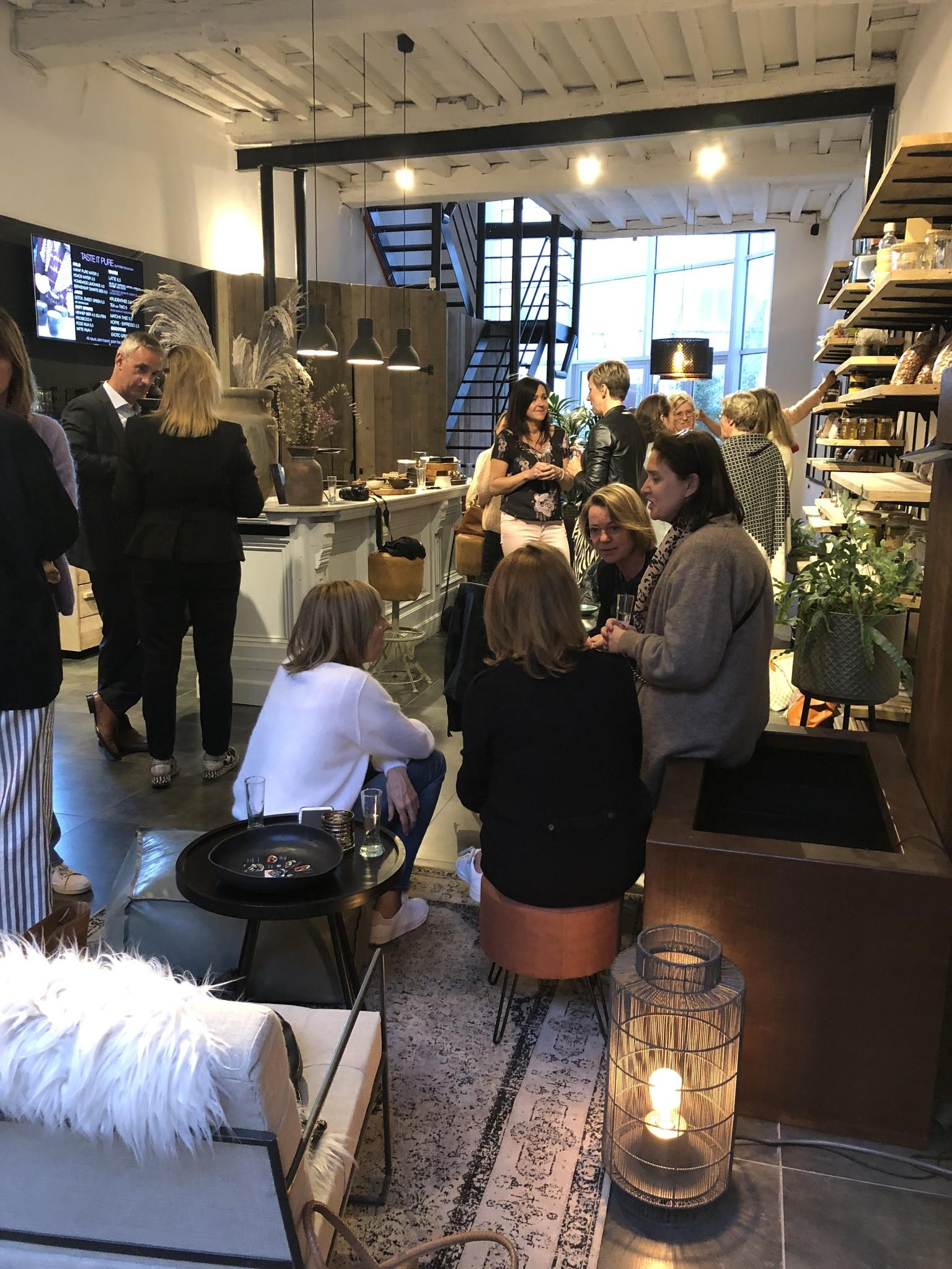 """Marie-Claire Hermans Workshop: """"Hoe blijf je gezond en energiek als ambitieuze zakenvrouw?"""" By Marie-Claire Hermans"""