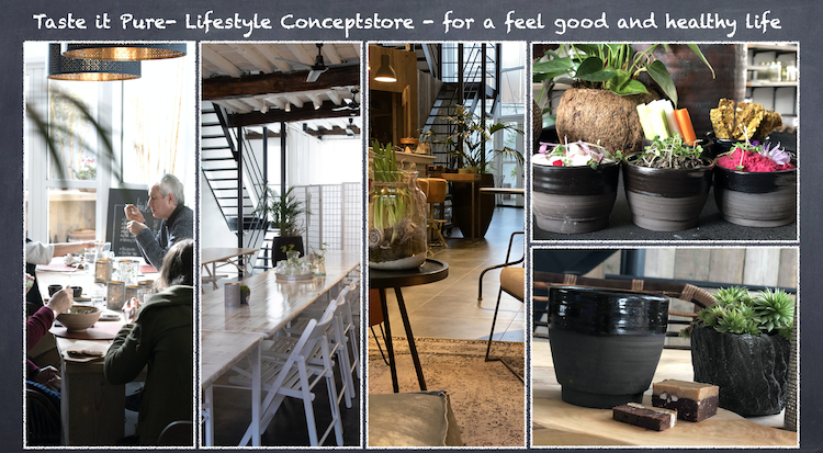 Feel good & healthy lifestyle Conceptstore