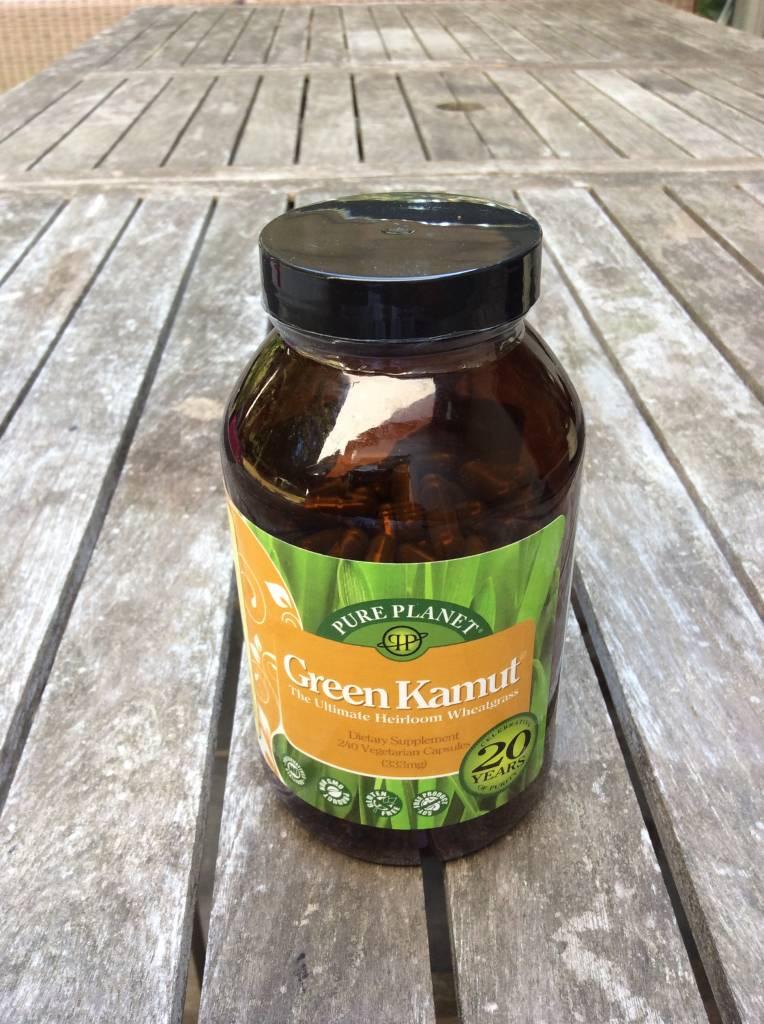 Green Kamut (gedroogd sap)