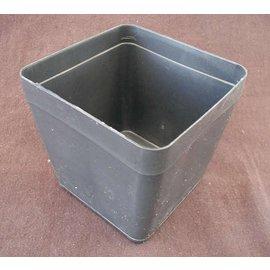 Square pots 16 x 16 x 16 cm