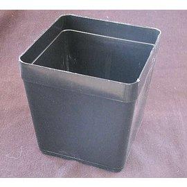 Square pots 18 x 18 x 18 cm