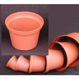 Round pot 6.5 x 5.0 cm