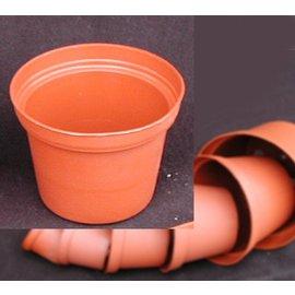 Round pot 8.0 x 6.2 cm