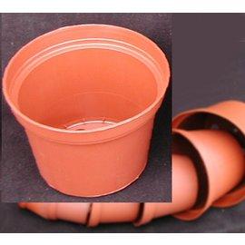 Round pot 10.0 x 7.6 cm