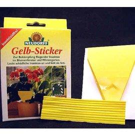 Etiqueta amarilla