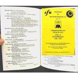 Feldnummern-Liste Lau, Teil II Alfred B. Lau