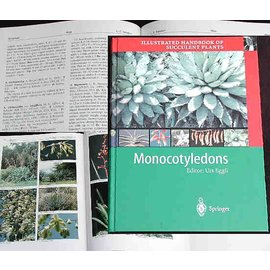 Illustrated Handbook of Succulent Plants Vol.1 Monocotyledons, Urs Eggli
