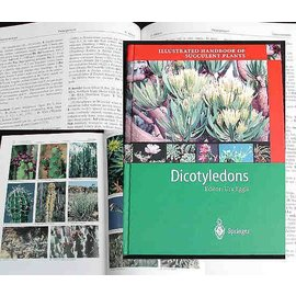 Illustrated Handbook of Succulent Plants Vol.2 Dicotyledons, Urs Eggli