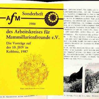 Afm-Sonderheft 1988