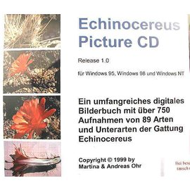Echinocereus Picture CD A. u. M. Ohr
