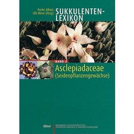 Sukkulentenlexikon Band 3 Asclepiadaceae Albers, Meve anstatt 99,00 jetzt nur noch