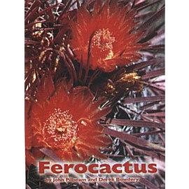 Ferocactus Pilbeam & Bowdery