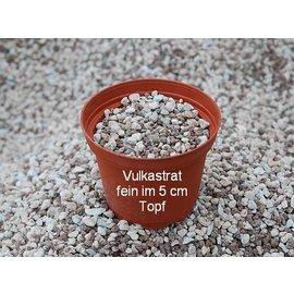 Vulkastrat fina, 1-4 mm