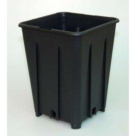 Viereck-Container-Töpfe hoch 13 x 13 x 18 cm