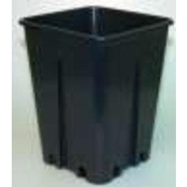 Viereck-Container-Töpfe hoch 15 x 15 x 20 cm