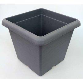 Viereck-Großcontainer Terrae Quadro 25 cm grau