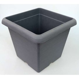 Viereck-Großcontainer Terrae Quadro 30 cm grau