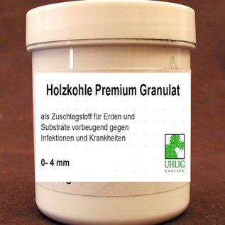 Holzkohle Premium Granulat 0 - 4 mm