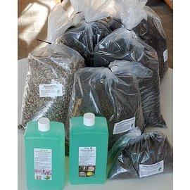 oferta especial del suelo y fertilizantes
