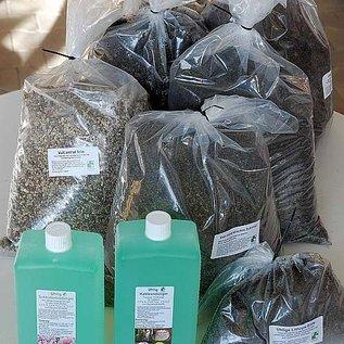 Soil and fertilizer special offer - Aktion Erde und Dünger