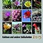 Cactus y Suculentas 2019 Calendario