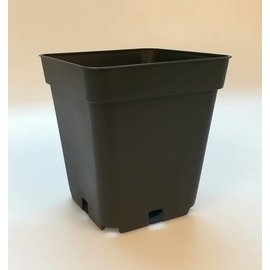 Pots carrés 10 x 10 x 11 cm