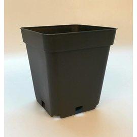 Square pots 10 x 10 x 11 cm