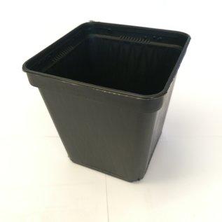 Square pots 9 x 9 x 9.5 cm S