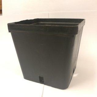 Vasi per contenitori quadrati 12 x 12 x 11 cm