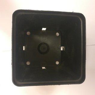Viereck-Container-Töpfe 12 x 12 x 11 cm