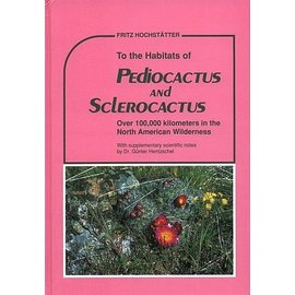 To the Habitats of Pediocactus and Sclerocactus
