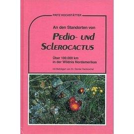 An den Standorten von Pedio- und Sclerocactus