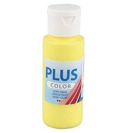 Plus Color acrylverf geel