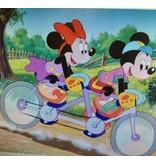 Diamant mozaïek Mickey tandem