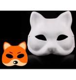 Masker papier Kat