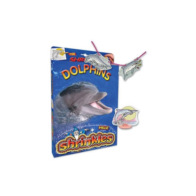 Shrinkles dolfijnen
