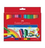 Faber Castell Faber Castell connectorstiften in etui 20 stuks