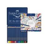 Faber Castell Faber Castell aquarelpotloden art grip 24 stuks