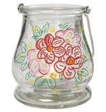 Glazen lantaarn