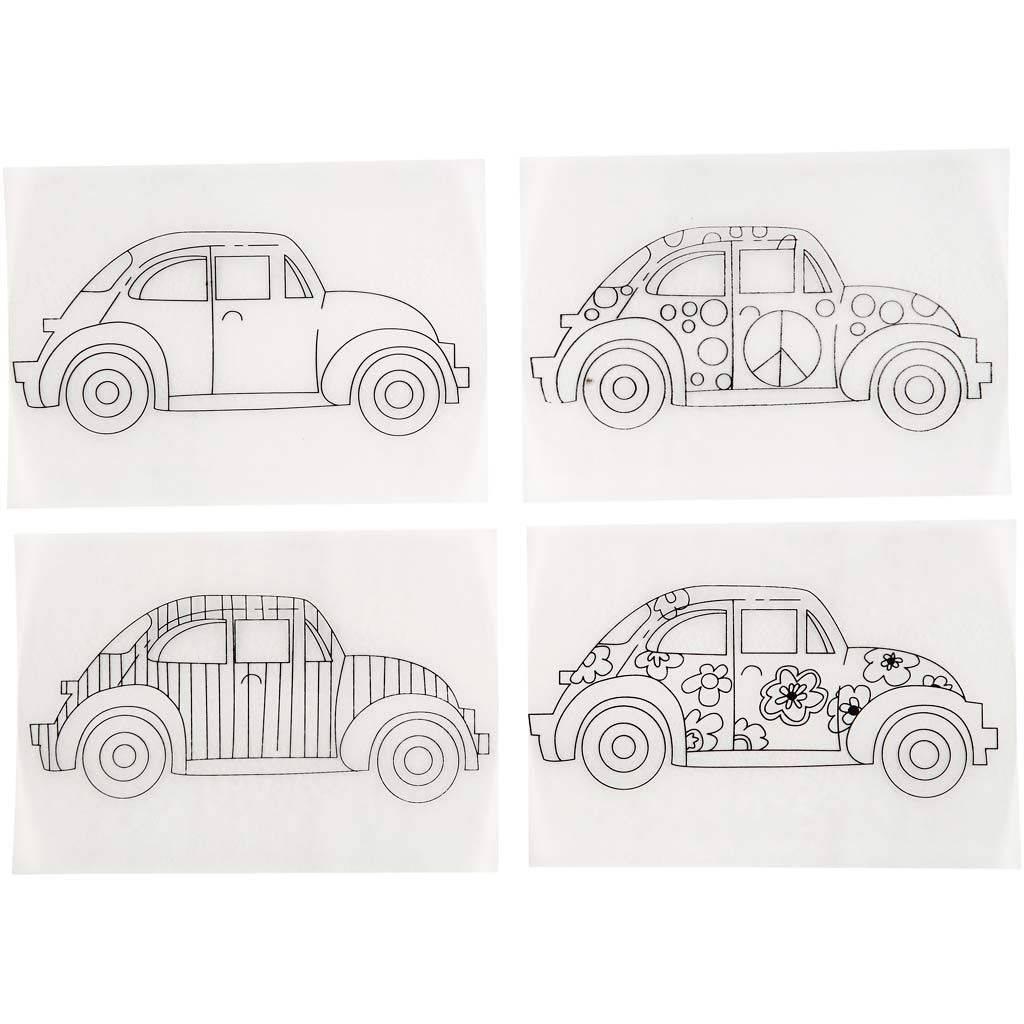 Krimpfolie (schrinkles) auto's