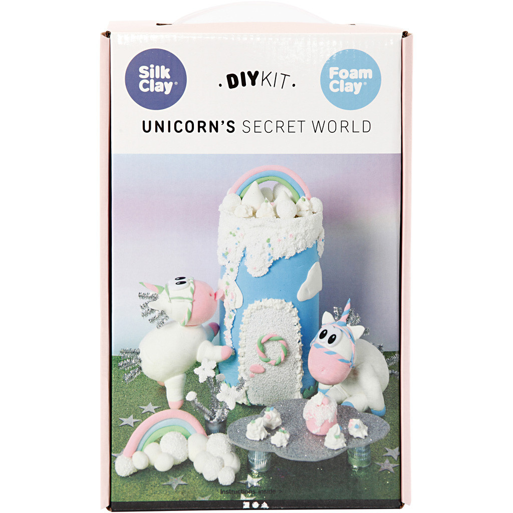 Unicorn's Secret World boetseren