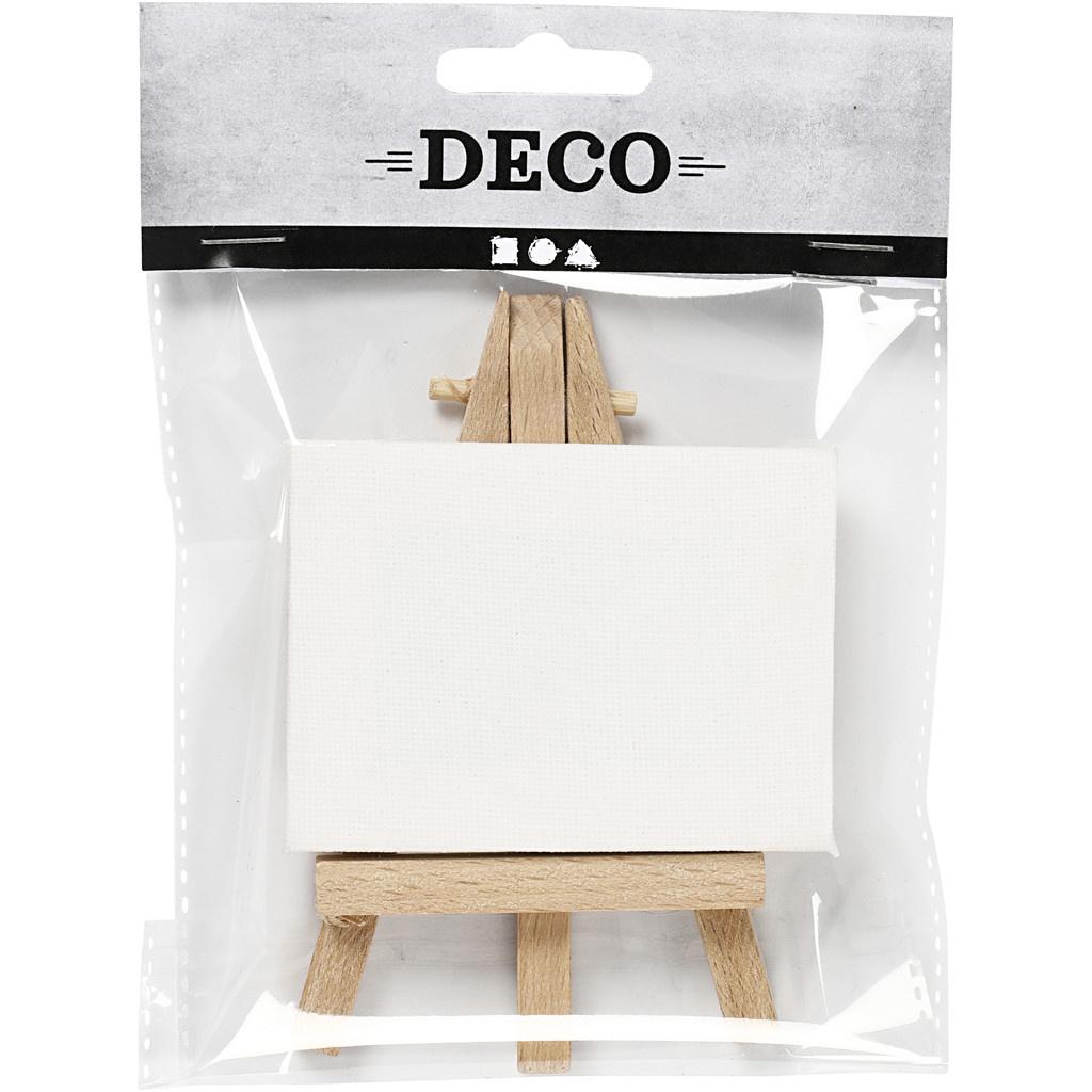 Mini Canvas Decoratie