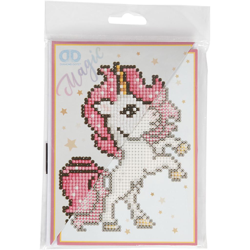 Diamond Dotz Unicorn