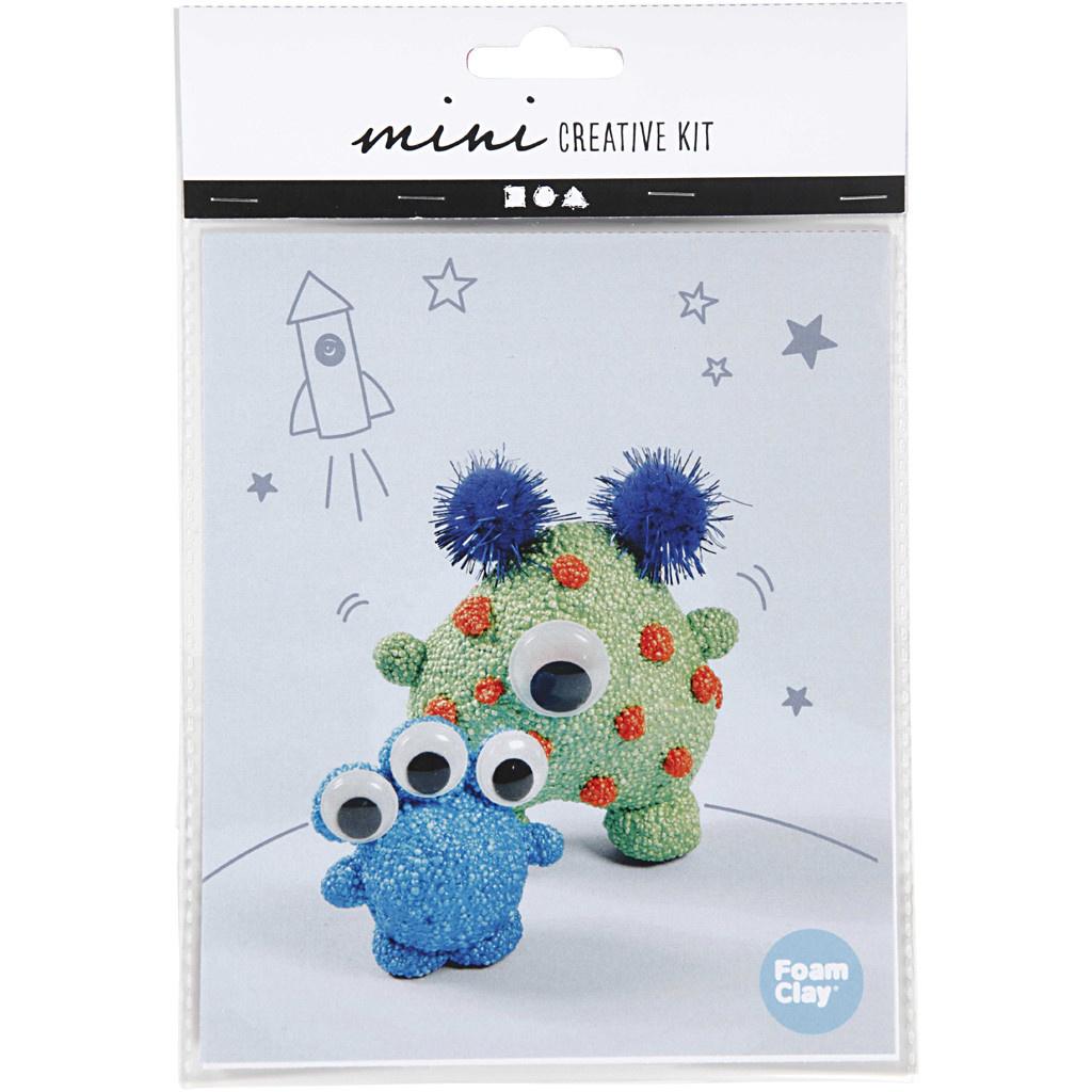Mini Creative Kit Aliëns