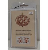 Knutselsetje Kerst Ornament